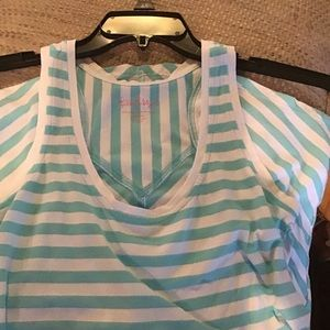 RACERBACK TANK by LILLY PULITZER SMALL Cute!